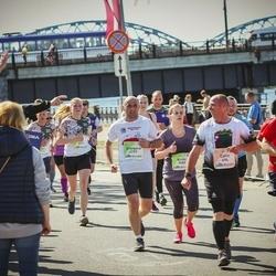Lattelecom Riga Marathon - Colin Woollard (694), Aigars Šveicars (8321)