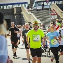 Lattelecom Riga Marathon - Vakaris Mėdžius (7198), Anita Zakse (8034)