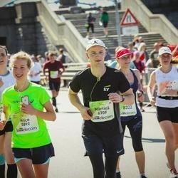Lattelecom Riga Marathon - Alice Prodger (5893), Mārtiņš Mackēvičs (6709)