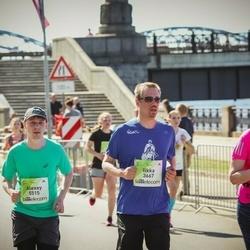 Lattelecom Riga Marathon - Ilkka Lähtinen (3667), Alexey Belousov (5515)
