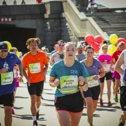 Lattelecom Riga Marathon - Gatis Ošnieks (3419), Renate Dekante (6477)