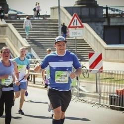 Lattelecom Riga Marathon - Anna Tomševica (4400), Mārtiņš Jarohovičs (6233)