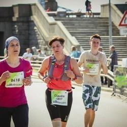 Lattelecom Riga Marathon - Claudia Lamprecht (4857), Aija Spridzāne (8418)
