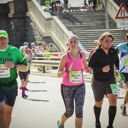 Lattelecom Riga Marathon - Gintaras Rasymas (699), Natasha Ricioppo (3904)