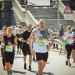 Lattelecom Riga Marathon - Ēriks Veldre (6066), Angela Mueller Kalt (7184)