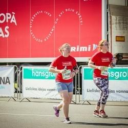 Lattelecom Riga Marathon - Evija Ratsepa (7287), Katharina Ellecosta (7888)
