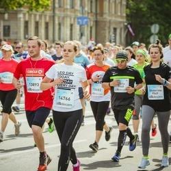 Lattelecom Riga Marathon - Jānis Sirevičs (13893), Agne Seli (14766)