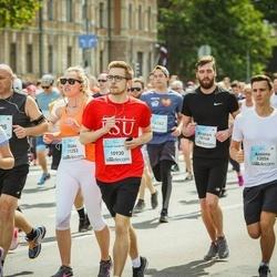 Lattelecom Riga Marathon - Agita Lāma (9177), Christian Joseph Michael Hackenberg (10930), Antons Paničuks (13056)