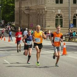 Lattelecom Riga Marathon - Emīls Kravalis (11315), Andrea Appolonio (11453)