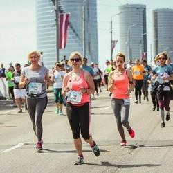 Lattelecom Riga Marathon - Aija Brauna (9501), Alena Bahdzel (9782)