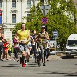 Lattelecom Riga Marathon - Kārlis Jākabsons (19989), Agnese Erģe (19991)