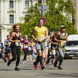 Lattelecom Riga Marathon - Rita Štrāle (19024), Kārlis Jākabsons (19989), Agnese Erģe (19991)