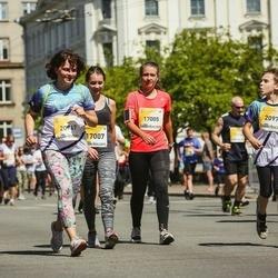 Lattelecom Riga Marathon - Aleksandra Karpova (17005), Aija Virse (20967)
