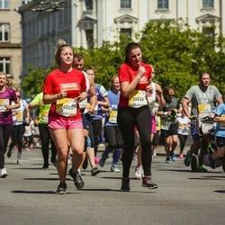 Lattelecom Riga Marathon - Alīna Arikāne (24525), Amanda Cīrule (24526)