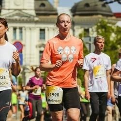 Lattelecom Riga Marathon - Vita Peisniece (18136), Agnese Nolle (21990)