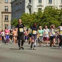Lattelecom Riga Marathon - Amanda Viļuma (18714), Agnija Grantiņa (18750)