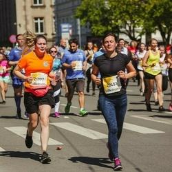 Lattelecom Riga Marathon - Emīlija Bērziņa (21997), Līga Spurava (22451)