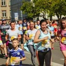 Lattelecom Riga Marathon - Amanda Jakovļeva (22435), Līga Akmentiņa (24340)