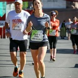 Lattelecom Riga Marathon - Ain-Ivar Tupp (2116), Karina Valma (5502)