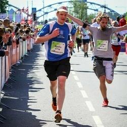 Lattelecom Riga Marathon - Arunas Bendoraitis (4716), Gaidis Balodis (6736)