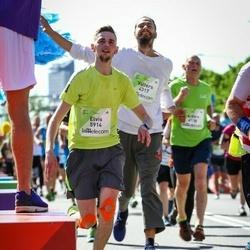Lattelecom Riga Marathon - Valters Kazulis (4317), Elvis Millers (5914)