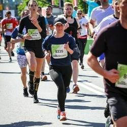Lattelecom Riga Marathon - Emilie Troy (5576), Anu Löytti (8335)