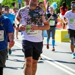 Lattelecom Riga Marathon - Emilio Jose Muñoz Ruiz (5824)