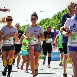 Lattelecom Riga Marathon - Anete Kampare (7298), Kristīne Kampare (7764)