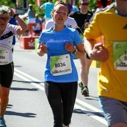 Lattelecom Riga Marathon - Anita Zakse (8034)