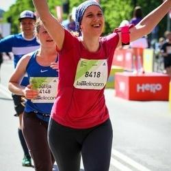 Lattelecom Riga Marathon - Aija Spridzāne (8418)