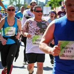 Lattelecom Riga Marathon - Agnese Gaile (7127), Jon Sawyer (8292)