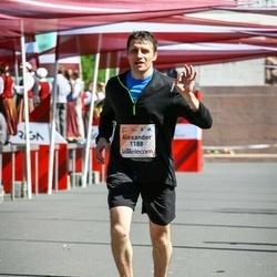Lattelecom Riga Marathon - Alexander Shukan (1188)