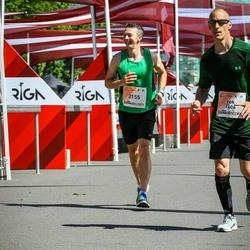Lattelecom Riga Marathon - Ainārs Brahmanis (2155)