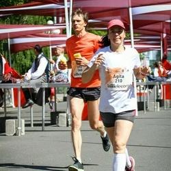 Lattelecom Riga Marathon - Agita Grizāne (210), Ints Vilks (360)