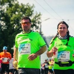 Lattelecom Riga Marathon - Ainārs Cakuls (6532), Markus Männecke (9534)