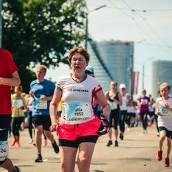 Lattelecom Riga Marathon - Alla Rubanova (9852)