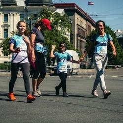 Lattelecom Riga Marathon - Maria Louisa Nijveld (9753), Elīna Paliepa (12366), Emīlija Paliepa (12367)