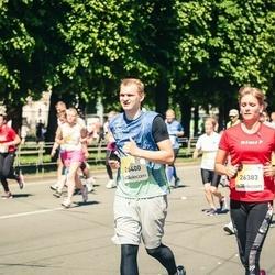Lattelecom Riga Marathon - Amanda Arāja (26383), Rihards Sergejevs (26400)