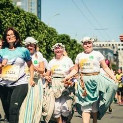 Lattelecom Riga Marathon - Aigijs Lasis (21434), Iluta Nukša (24882), Ilze Zute (24886)