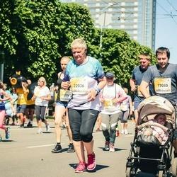 Lattelecom Riga Marathon - Adrians Siliņevičs (17050), Zeltīte Čemme (22036)