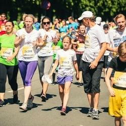 Lattelecom Riga Marathon - Rita Zirne (17142), Anita Vahere-Abražune (24399), Mikus Freimanis (24643)