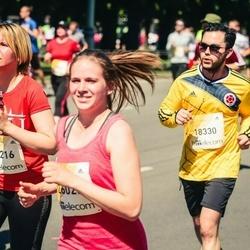 Lattelecom Riga Marathon - Danny Rozenboim Sepulveda (18330), Agnese Rivare (19216)