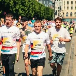 Lattelecom Riga Marathon - Edgars Aleksejevs (23842), Aigars Aleksejevs (23854)