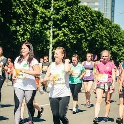 Lattelecom Riga Marathon - Eleonora Todello (24872), Agnese Feldmane (24873)