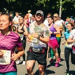 Lattelecom Riga Marathon - Agita Kamala (19177), Andris Šumskihs (22091)