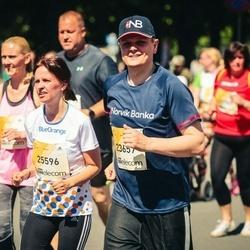 Lattelecom Riga Marathon - Aigars Aldiņš (23657), Anna Siņebrjuhova (25596)