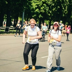 Lattelecom Riga Marathon - Anastasija Fedjukoviča (25208), Karina Rudzitis (25210)