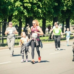 Lattelecom Riga Marathon - Elza Melbarde (23472), Maija Melbārde (23523)