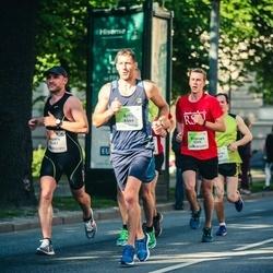 Lattelecom Riga Marathon - Aigars Kalējs (1681), Artis Ķemeris (6444)