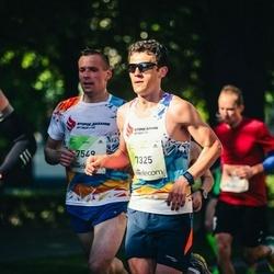 Lattelecom Riga Marathon - Oleg Babchin (7325), Eugene Levkin (7549)